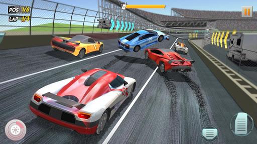 Crazy Car Simulator Free Games - Offline Car Games screenshots 9