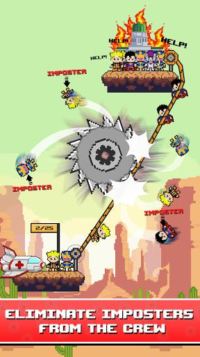 Rope Pixel Master - Rescue Hero Academy 0.14 screenshots 5