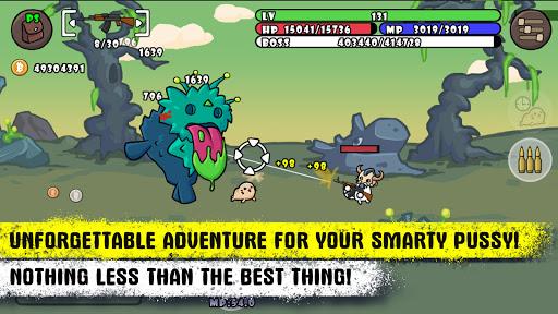 Cat Shooting War: Offline Mario Gunner TD Battles 1.58 screenshots 18