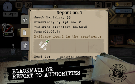 Beholder Free screenshots 9