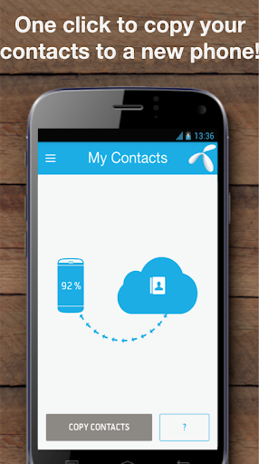 My Contacts - Phonebook Backup & Transfer App Apk 2