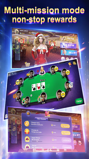 Texas Poker English (Boyaa) Latest screenshots 1