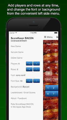 Score Keeper BACONのおすすめ画像2