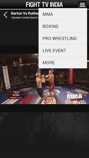 fight tv india, screenshot 3