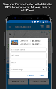 Save Location GPS Premium Apk 7.0 (Mod/Paid Features Unlocked) 2