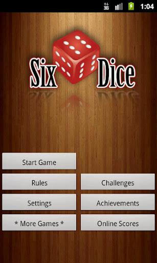 Six Dice 1.18 screenshots 1