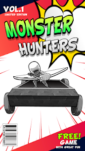 Monster Hunters Game Hack & Cheats 1