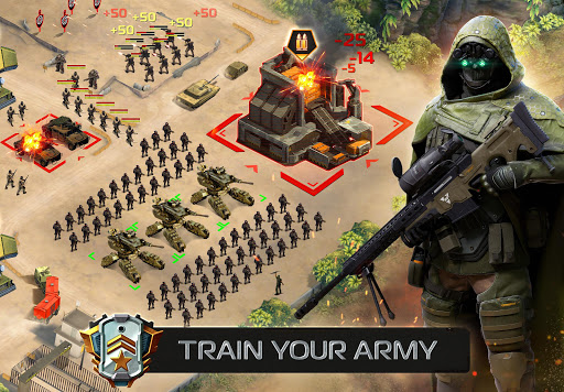 Soldiers Inc: Mobile Warfare screenshots 8