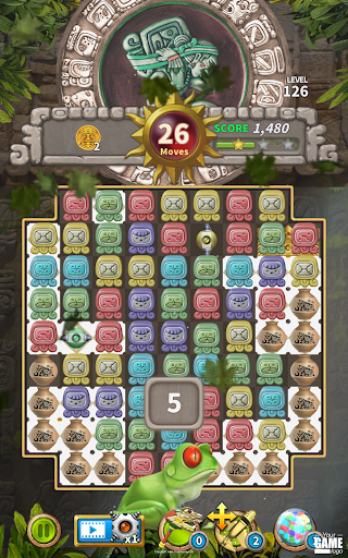 Glyph of Maya - Match 3 Puzzle 1.0.28 screenshots 12