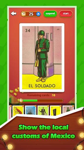 Loteru00eda:Baraja de Loteru00eda Mexicana online  Pc-softi 4