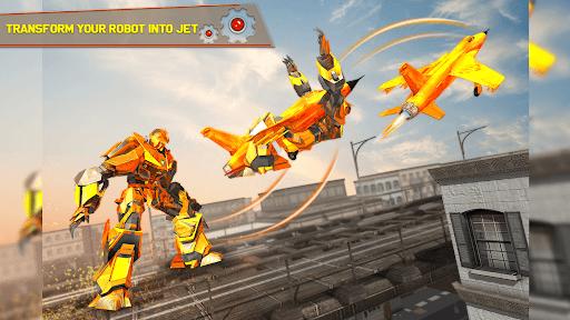 Tank Robot Car Games - Multi Robot Transformation screenshots 15