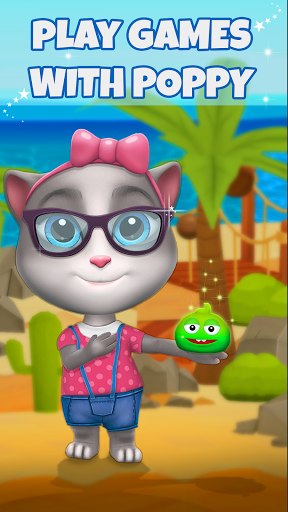 My Cat Lily 2 - Talking Virtual Pet  screenshots 2