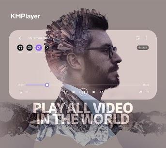 KMPlayer – Tüm Video Oynatıcı ve Müzik Çalar Full Apk İndir 3