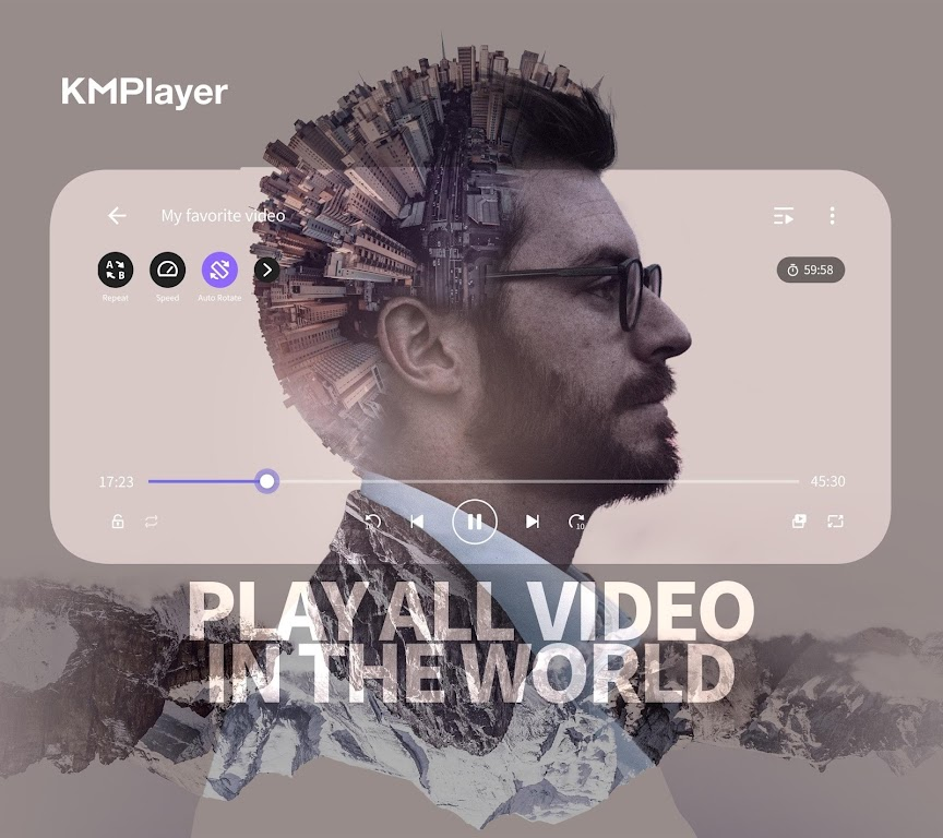 KMPlayer - All Video Player & Music Player  poster 0