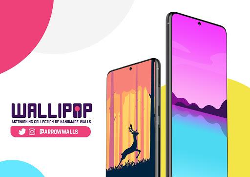 Download APK: WalliPop Wallpapers v3.0.1 [Mod]