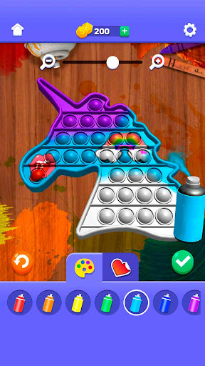Super Pop It Simulator: ASMR Relax apktram screenshots 8