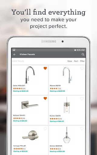 Build.com - Shop Home Improvement & Expert Advice 3.12.0 Screenshots 13