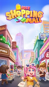Idle Shopping Mall MOD APK (Unlimited Money) Download 1