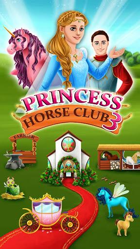 Princess Horse Club 3 - Royal Pony & Unicorn Care 4.0.50017 screenshots 7