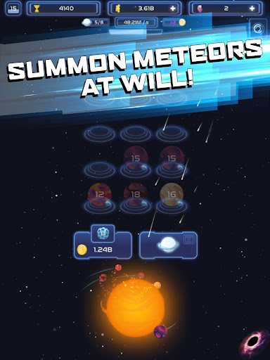 Space Merge: Galactic Idle Game screenshots 15
