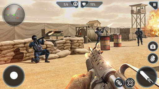 Modern FPS Combat Mission - Free Action Games 2021 2.9.0 screenshots 17