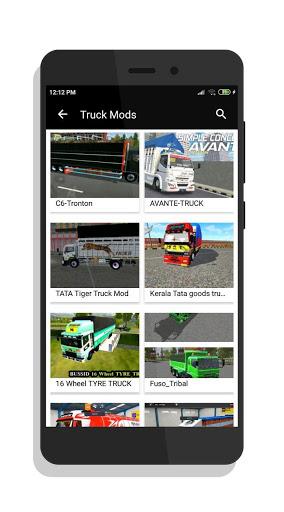 Bus Mod Livery apkpoly screenshots 6