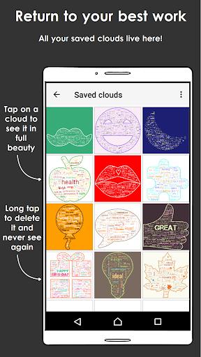 Word Cloud 2.6.0 Screenshots 7
