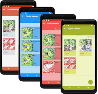 New Playlist Manager MOD Apk 3044 (Free Shopping) 1