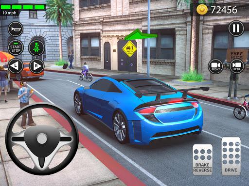 Driving Academy - Car School Driver Simulator 2020 2.8 screenshots 17