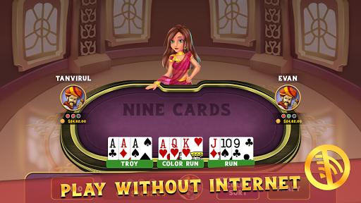 Hazari Gold with Nine Cards offline free download 3.50 screenshots 3
