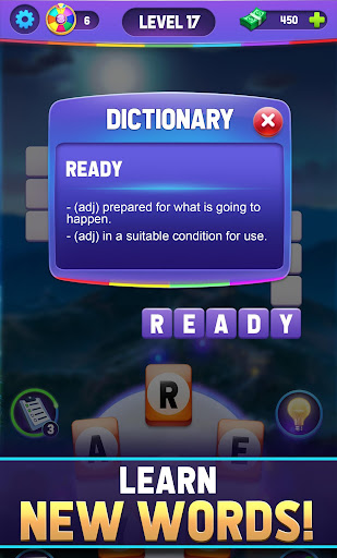 Words of Fortune: Free Play Word Search Game Apkfinish screenshots 16
