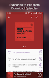 Podcast Player 5