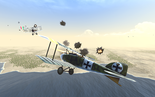Warplanes: WW1 Sky Aces 1.3.2 screenshots 22