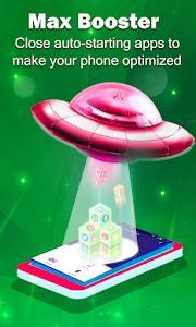 Max Booster: Super Cleaner, Phone CPU Cooler 1.3.2