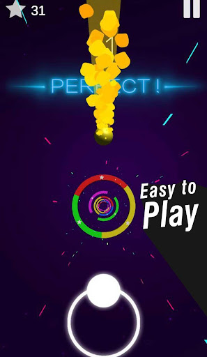 color space - color tube switch road offline game screenshot 3