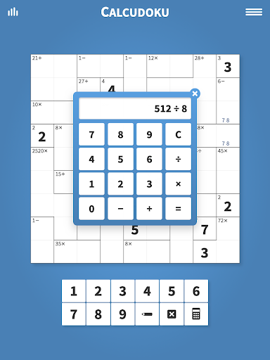 Calcudoku u00b7 Math Logic Puzzles Apkfinish screenshots 10