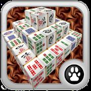 Mahjong 3D Cube Solitaire