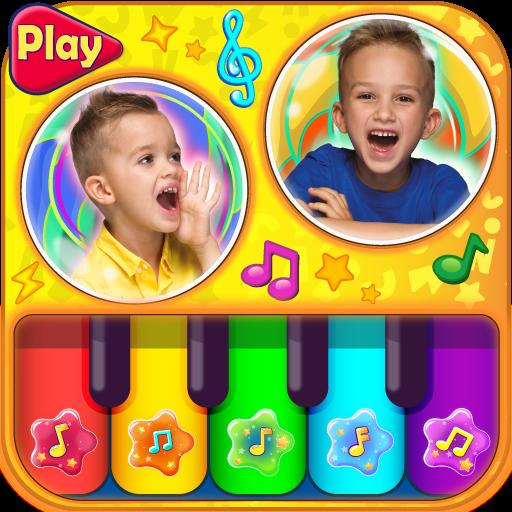 Vlad and Niki: Kids Piano