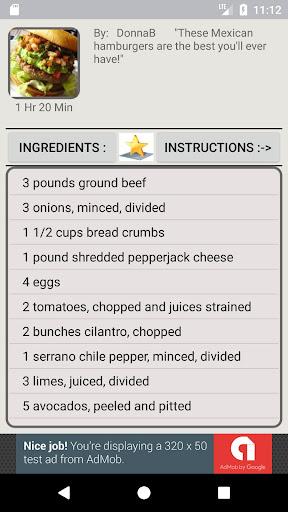 Cheese Recipes - food, healthy cheese recipes 1.3.4 screenshots 14