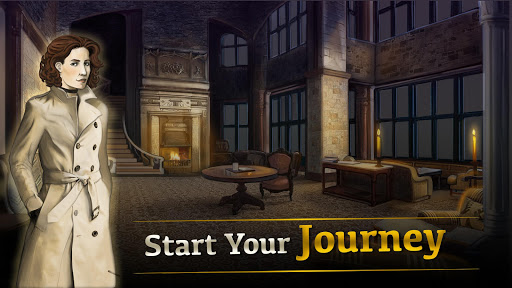 Detective & Puzzles - Mystery Jigsaw Game  screenshots 1