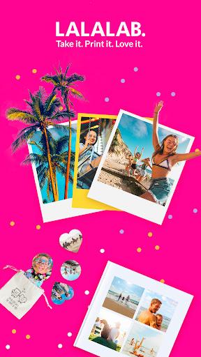 LALALAB. - Photo printing | Memories, Gifts, Decor android2mod screenshots 1