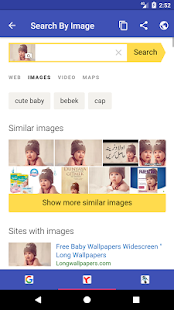 Search By Image Screenshot
