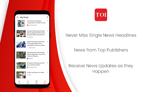 The Times of India Newspaper – Latest News v6.6.5.2 (Prime) 3