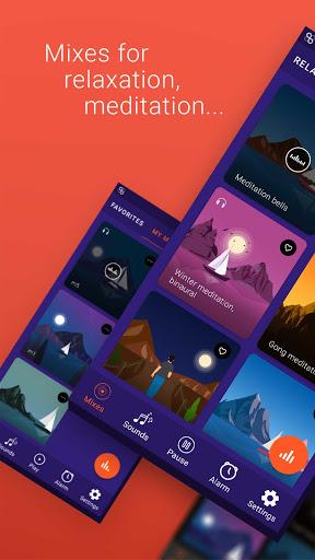 Bliss sounds: Relax, sleep & meditate 1.17.1 screenshots 1