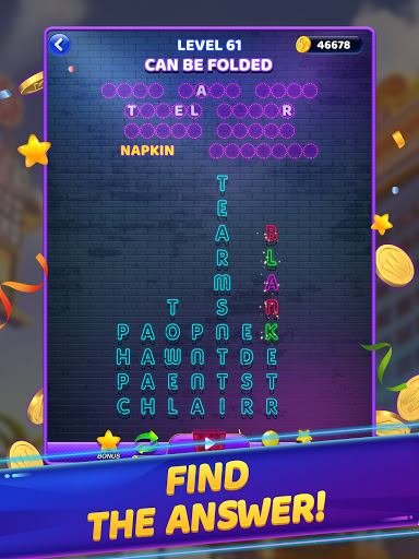 Word Vegas - Free Puzzle Game to Big Win apkpoly screenshots 18