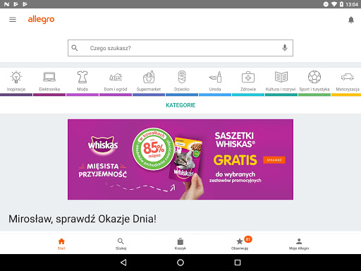 Allegro - convenient and secure online shopping 6.58.1 Screenshots 7