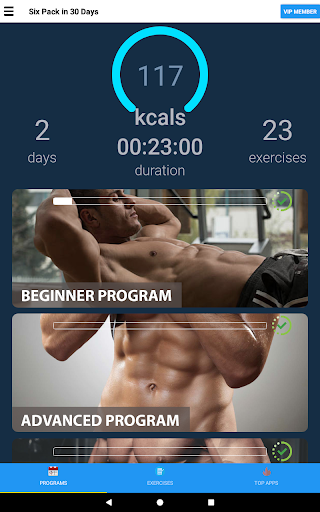 Six Pack in 30 Days - Abs Workout 1.5.0 Screenshots 9