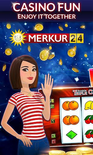 MERKUR24 u2013 Free Online Casino & Slot Machines screenshots 1