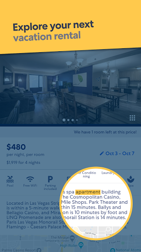 Expedia Hotel, Flight & Car Rental Travel Deals screenshots 2