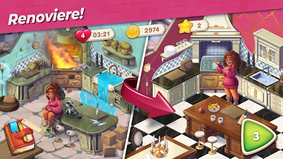 Download Penny & Flo: Finding Home MOD v1.11.0 (Unlimited Stars) For Android